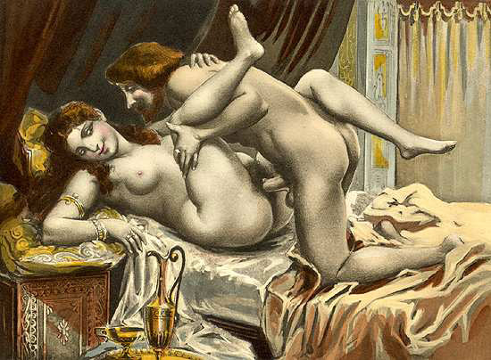 Art Gallery Erotic Comics Fantasy